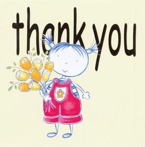 Thank You - Olivia Warburton - cover