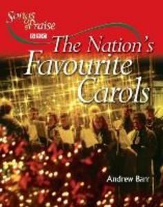 The Nation's Favourite Carols - Andrew Barr - cover