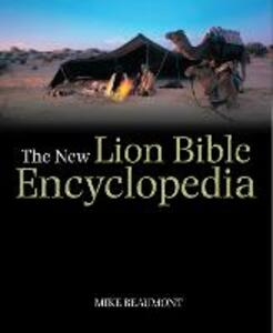 The New Lion Bible Encyclopedia - Mike Beaumont - cover
