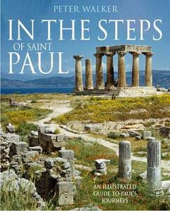 In the Steps of Saint Paul - Peter Walker - cover