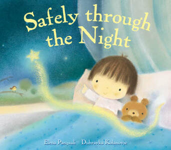 Safely Through the Night - Elena Pasquali - cover