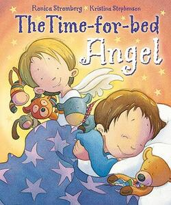 The Time-for-bed Angel - Ronica Stromberg - cover