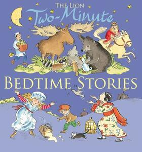 The Lion Book of Two-Minute Bedtime Stories - Elena Pasquali - cover