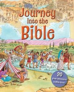 Journey into the Bible - Lois Rock - cover