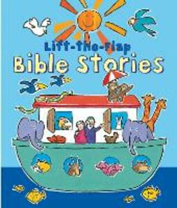 Lift-the-Flap Bible Stories - Christina Goodings - cover