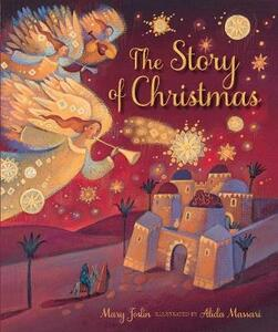 The Story of Christmas - Mary Joslin - cover