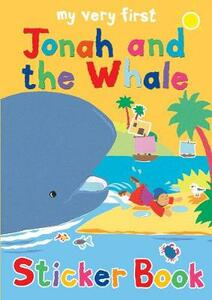 Jonah and the Whale Sticker Book - Lois Rock - cover