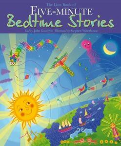 The Lion Book of Five-Minute Bedtime Stories - John Goodwin - cover
