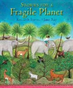 Stories for a Fragile Planet - Kenneth Steven - cover