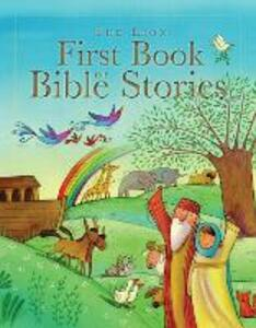 The Lion First Book of Bible Stories - Lois Rock - cover