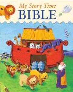My Story Time Bible - Sophie Piper - cover