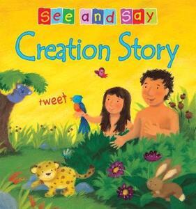 Creation Story - Christina Goodings - cover