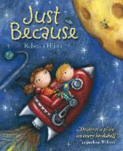 Just Because - Rebecca Elliott - cover