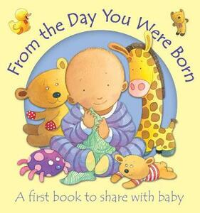 From the Day You Were Born: A first book to share with baby - Sophie Piper - cover
