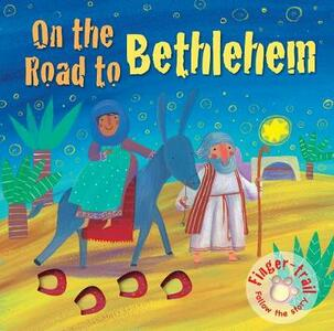 On the Road to Bethlehem - Elena Pasquali - cover