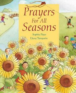 Prayers for All Seasons - Sophie Piper - cover