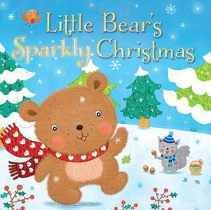 Little Bear's Sparkly Christmas - Julia Stone - cover