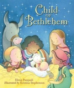 Child of Bethlehem - Elena Pasquali - cover
