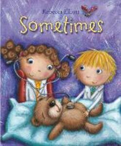 Sometimes - Rebecca Elliott - cover