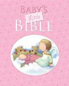 Baby's Little Bible - Sarah Toulmin - cover