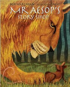 Mr Aesop's Story Shop - cover