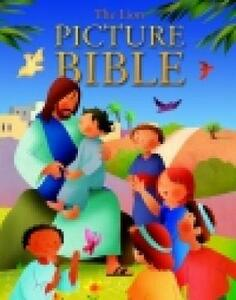 The Lion Picture Bible - Sarah J. Dodd - cover