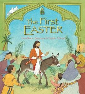The First Easter - Lois Rock - cover