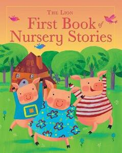 The Lion First Book of Nursery Stories - Lois Rock - cover
