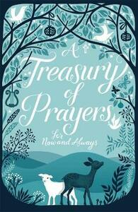 A Treasury of Prayers: for now and always - Mary Joslin - cover