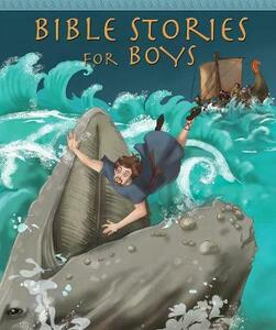 Bible Stories for Boys - Peter Martin - cover
