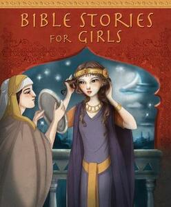 Bible Stories for Girls - Christina Goodings - cover