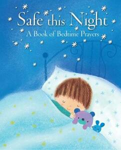 Safe This Night: A Book of Bedtime Prayers - Elena Pasquali - cover