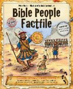 Bible People Factfile - Peter Martin - cover