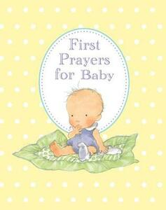 First Prayers for Baby - Sophie Piper - cover