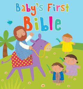 Baby's First Bible - Sophie Piper - cover