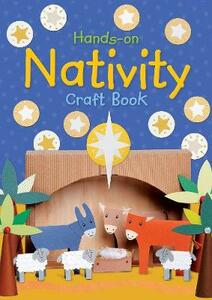 Hands-on Nativity Craft Book - Christina Goodings - cover