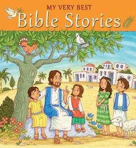 My Very Best Bible stories - Christina Goodings - cover