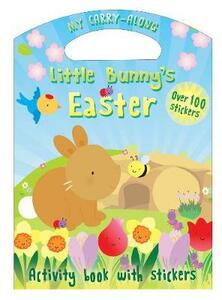 My Carry-along Little Bunny's Easter - Christina Goodings - cover
