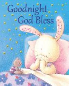 Goodnight God Bless - Sophie Piper - cover
