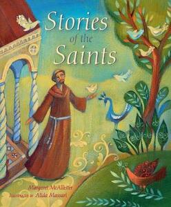 Stories of the Saints - Margaret McAllister - cover
