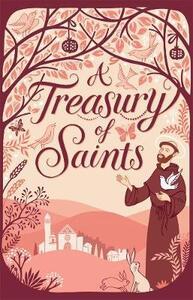 A Treasury of Saints - David Self - cover