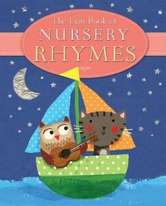 The Lion Book of Nursery Rhymes - Julia Stone - cover