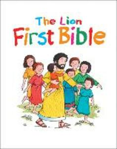 The Lion First Bible - Pat Alexander - cover