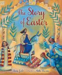 The Story of Easter - Mary Joslin - cover