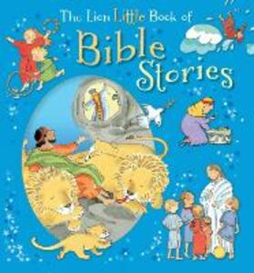 The Lion Little Book of Bible Stories - Elena Pasquali - cover
