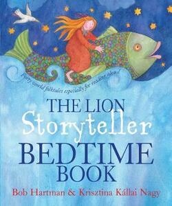 The Lion Storyteller Bedtime Book - Bob Hartman - cover
