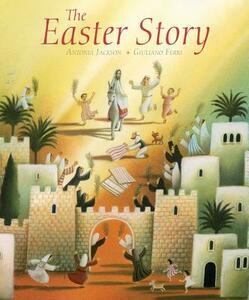 The Easter Story - Antonia Jackson - cover