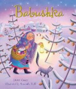 Babushka - Dawn Casey - cover