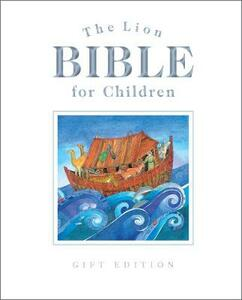 The Lion Bible for Children - Murray Watts - cover