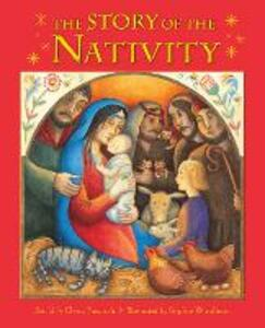 The Story of the Nativity - Elena Pasquali - cover